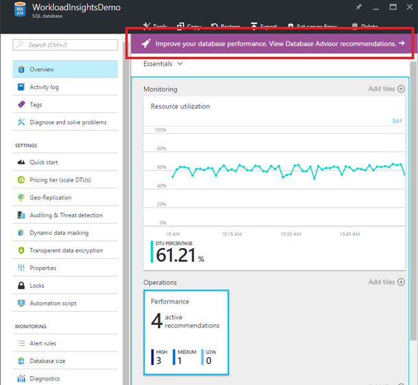 Improved Automatic Tuning boosts your Azure SQL Database performance