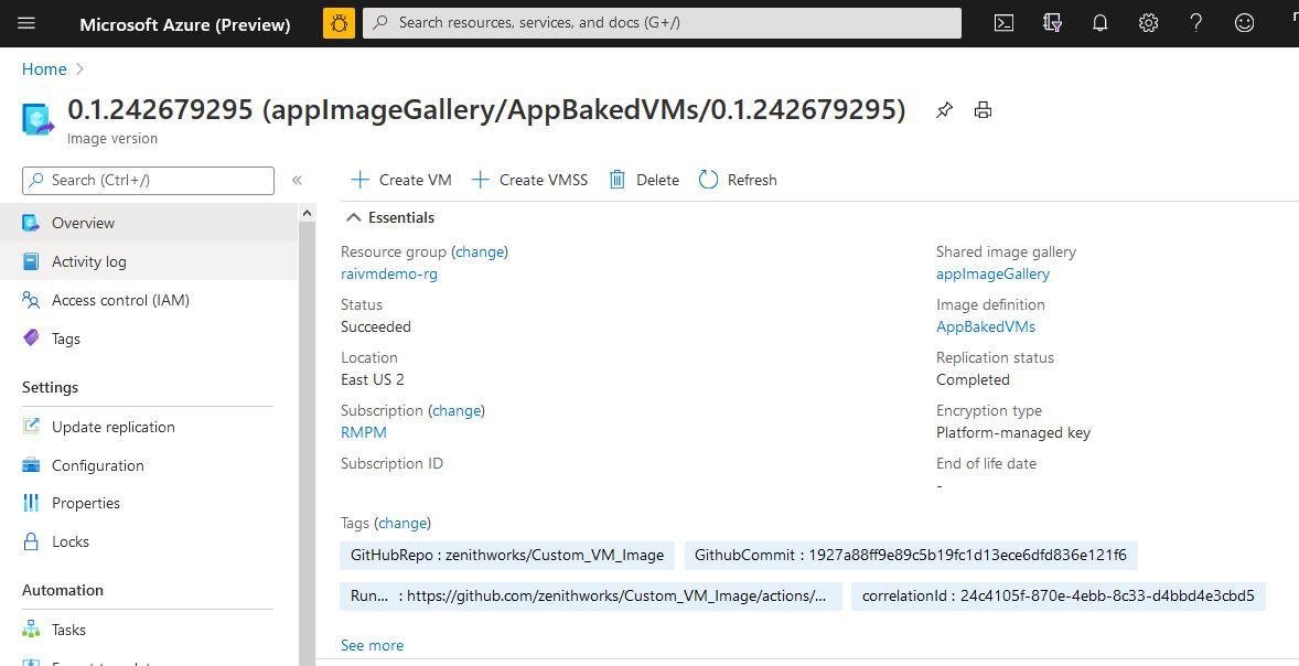 VM-Image-Katalog