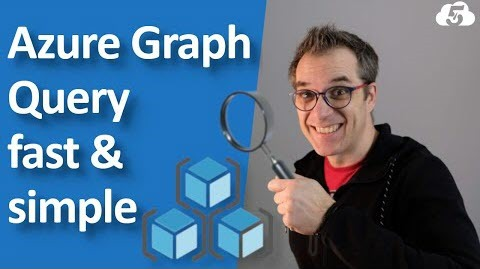 Thumbnail from Search Like                     a Boss with Azure Graph Query
