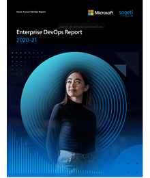 Enterprise DevOps Report.