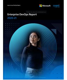 Enterprise DevOps Report.