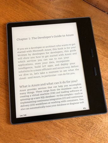 The dev's guide tablet