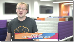 Thumbnail of A Cloud Guru's Azure This Week - 24 August 2018 with Lars Klint
