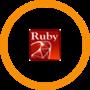 Ruby 2.3 Secured Alpine 3.7 Container - Antivirus