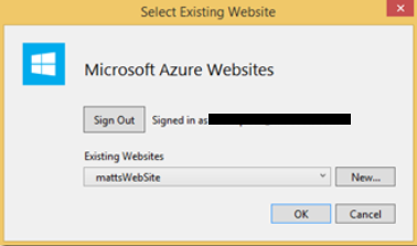 azurewebsiteselect