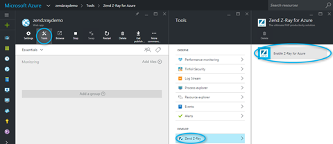 Zend Z-Ray for Azure App Service General Availability