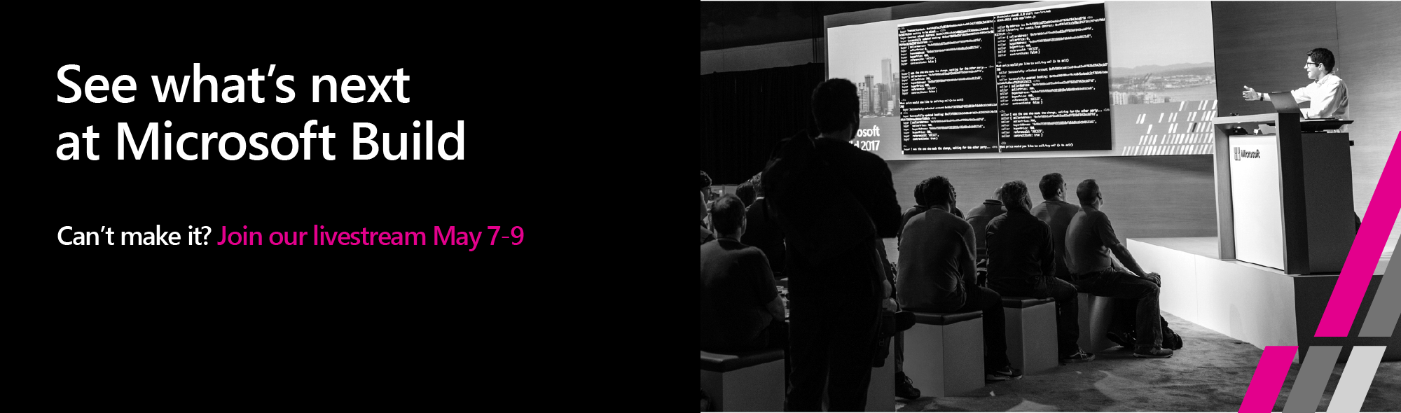 Join Microsoft Build Live for the ultimate digital experience