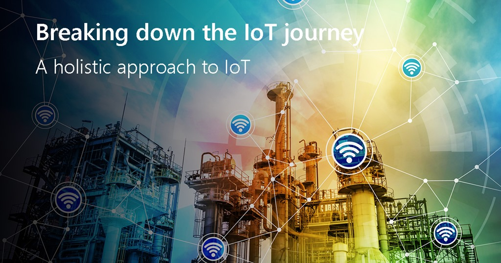Breaking down IoT journey