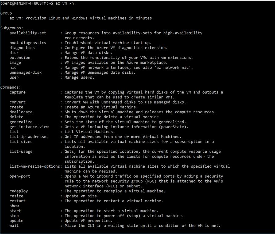 vm command example (2)