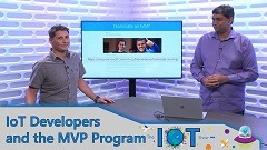 The IoT Show | IoT Developers and the MVP Program thumbnail