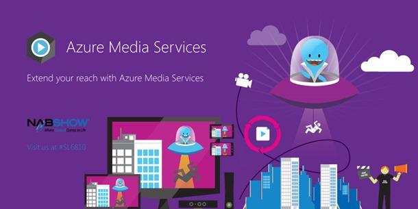 Azure Media_NAB show