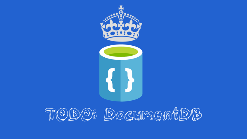 ToDo DocumentDB