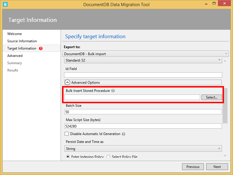 Easily Transform JSON Data When Importing to Azure