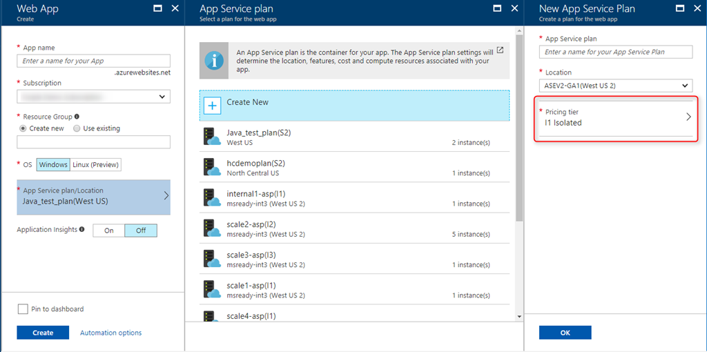 App Service Environment V2 Release Announcement Blog Microsoft Azure
