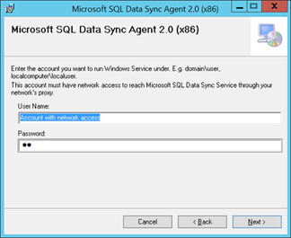 Download Sync Agent 1