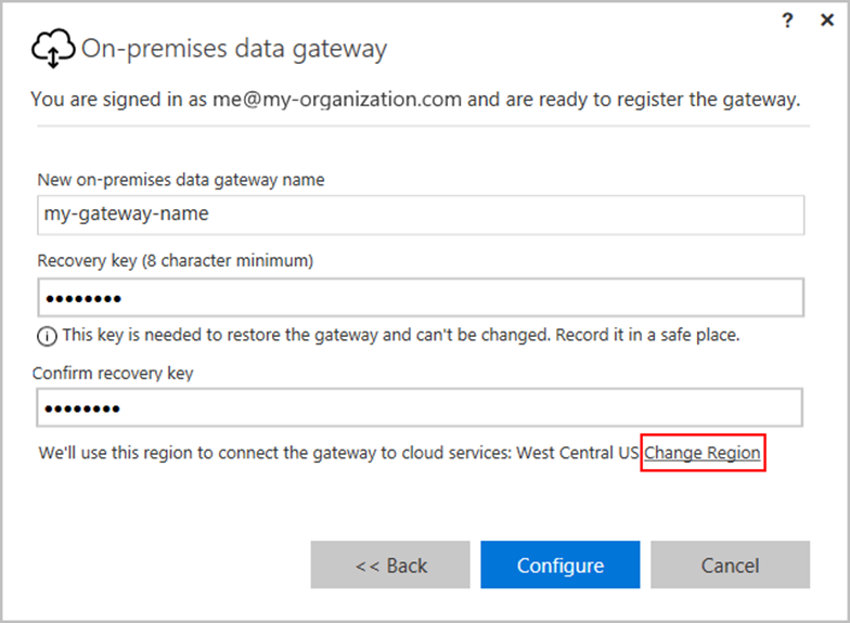 On-premises data gateway support for Azure Analysis Services  50a496853cdc3