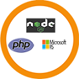 Hardened Node js PHP IIS on Windows Server 2012 R2
