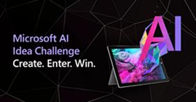 contest microsoft ai idea challenge ai s next breakthrough is you