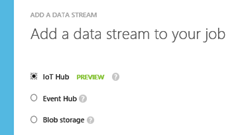 Add Data Stream