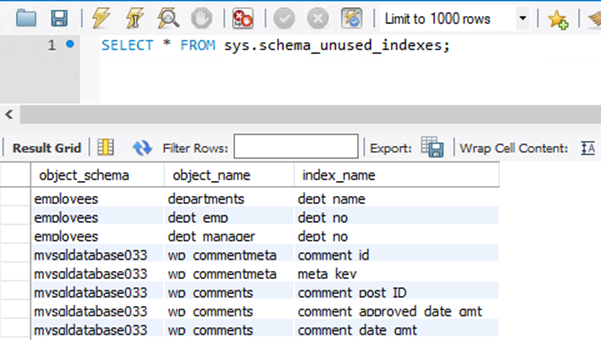 how to create schema in mysql