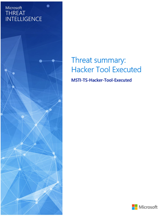 Threat summary