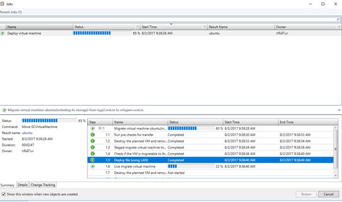Ubuntu VM migrated into Azure 1