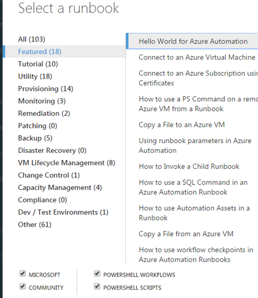 Introducing the Azure Automation Script Converter