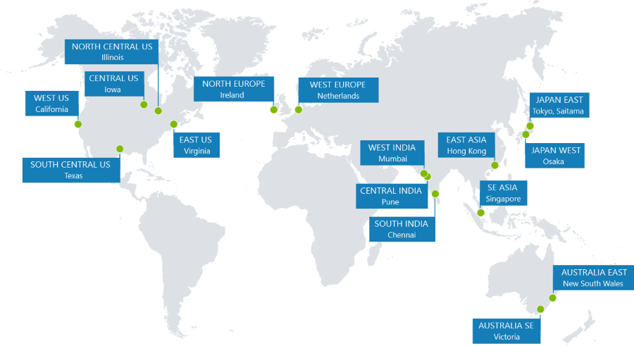 Azure Cosmos DB: General availability in the North Central region ...
