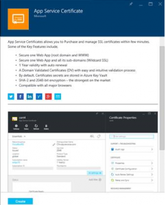 introducing app service certificates azure updates microsoft azure