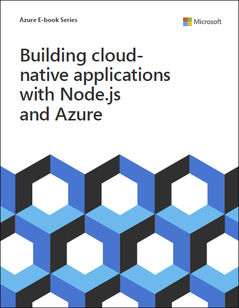 Building cloud native applications with nodejs and azure e book follow a step by step tutorial to build the app in the architecture fandeluxe Images