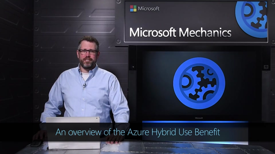 How to deploy Azure VMs for less using the Azure Hybrid Use Benefit