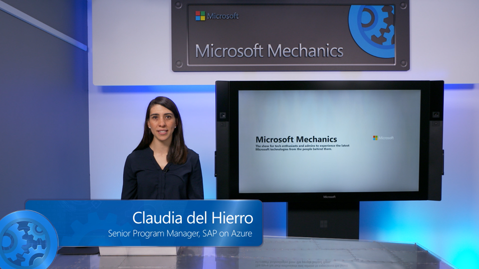 Microsoft Mechanics: SAP HANA on Azure M-series VMs